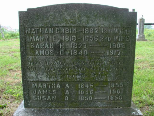 Davis_Sarah_tombstone